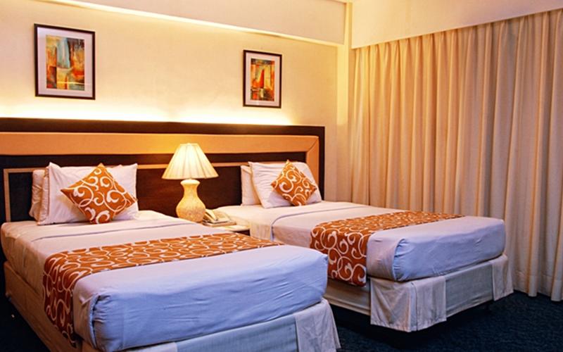 Cebu Grand Hotel - Rooms